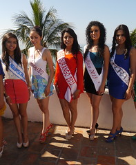 Miss Mexico 2012 Contestants