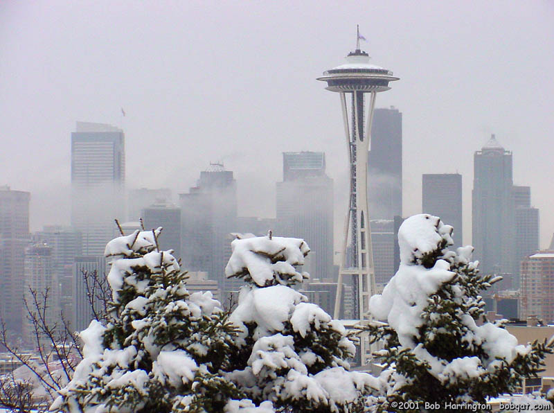 Seattle Snow