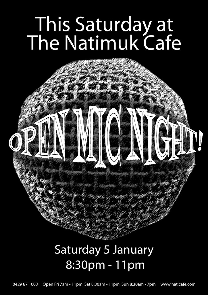 NatiCafe_OpenMic_Sat5Jan
