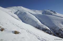Monte Argentella in invernale (Sibillini)