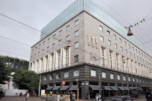Hotel Armani - Milan