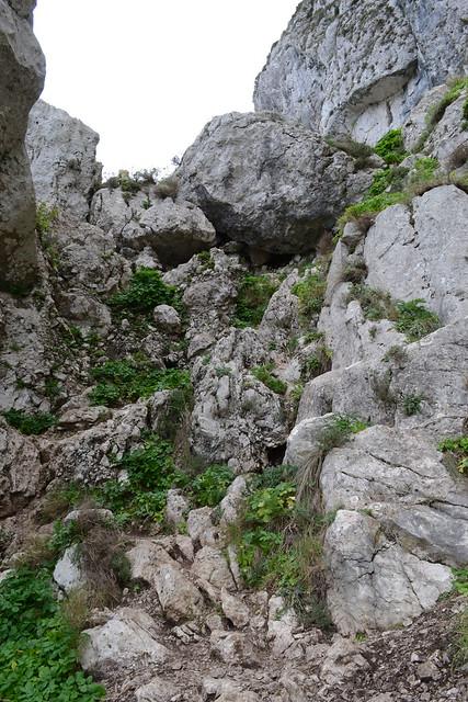 9 Trepada Sierra de Bernia PR CV 7