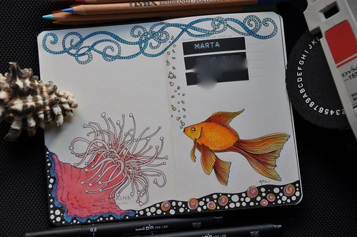 EDM Challenge #166 – Draw a fish