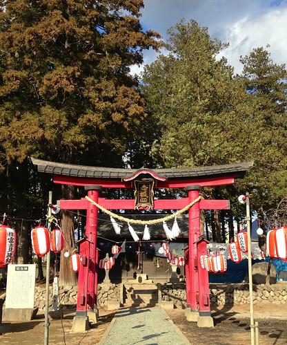 小暮神社 by cinz