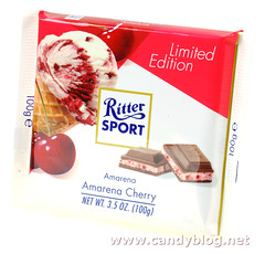 Ritter Sport Limited Edition Amarena Cherry