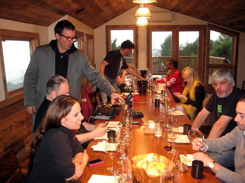12/23/12 Ridge Bloggers' Tasting