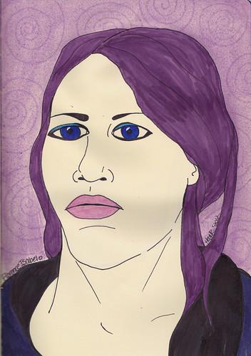 Florence Isabelo by Hank V