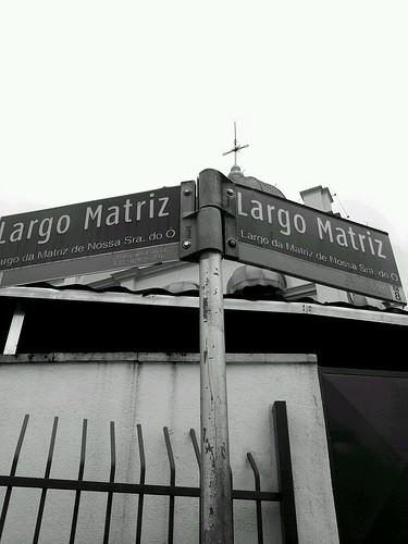 Largo da Matriz by Rogsil