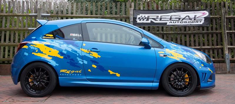 Corsa D Vxr Raider Decals Regal Autosport