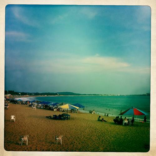 sea beach sand jalisco playa arena pacificocean shore océano lamanzanilla sinflash hipstamatic lentejohns películainas1969