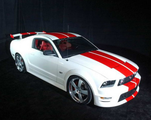 Fotos e Imagenes de Mustangs Modificados