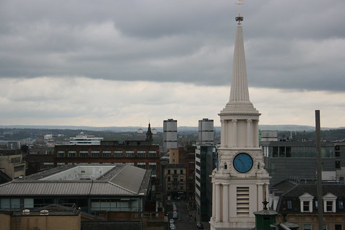4 April View from the roof of Spire's Cafe (2)