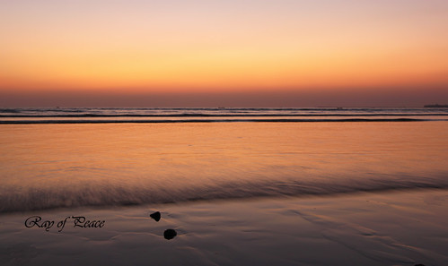 longexposure pakistan sunset sea seascape love beach nature canon photography hope seaside waves peace peaceful happiness calm harmony karachi seaview silky rayofpeace kirannasir