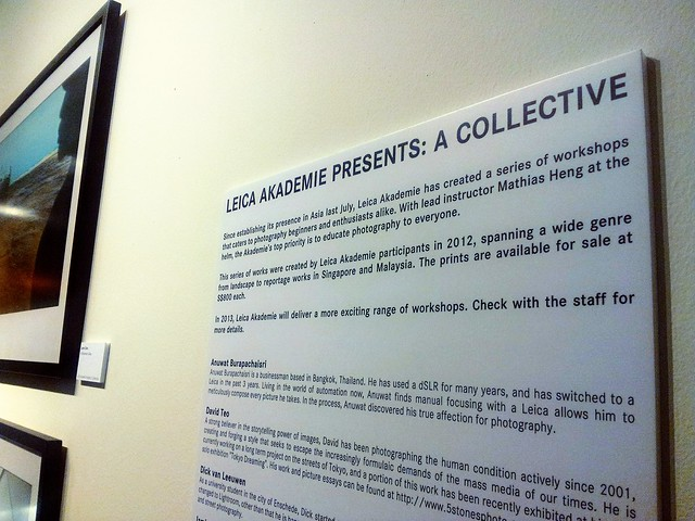 Leica Akademie Presents: A Collective.