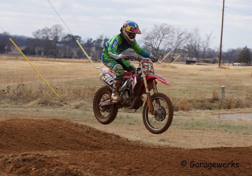 Ironman Motocross Race