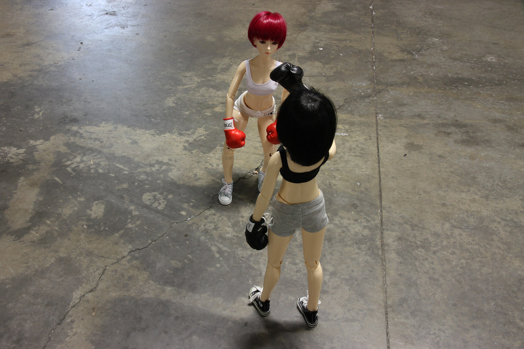Girl's Fight Club 14