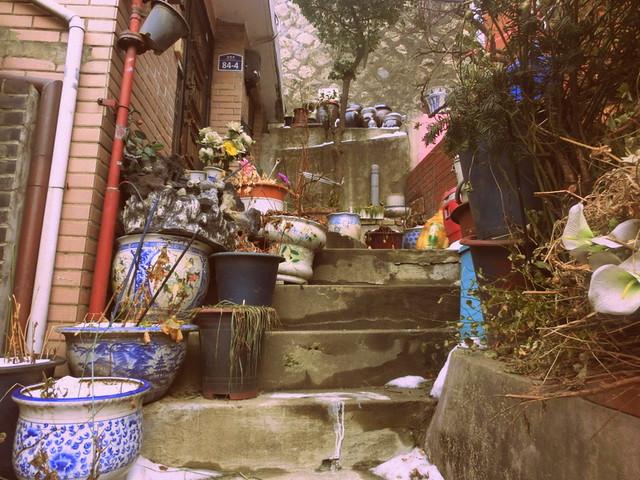 Alleys-in-Samcheondong-Seoul