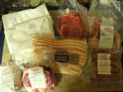 Meat CSA month 1