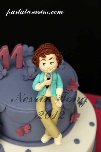 one direction -  Harry Styles cake