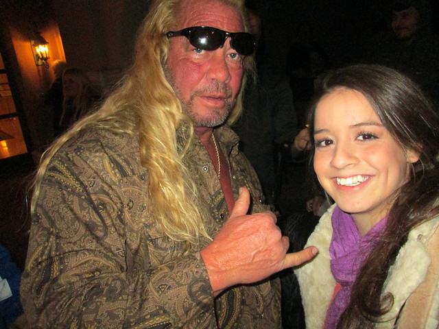 Duane Chapman and Tawny Marie