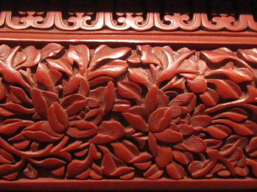 Floral Carving