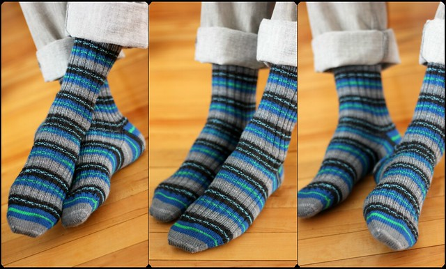 stripedsocks