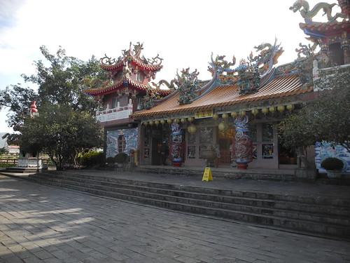 牛犁社區碧蓮寺也成為認證過的環境教育場域。