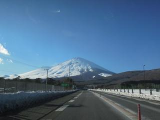 富士山 御殿場側