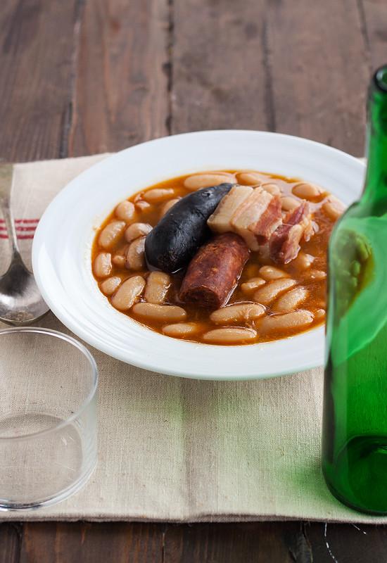 Receta de fabada asturiana ¿Cómo se hace la fabada asturiana?