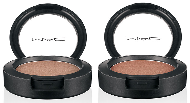 mac strength blushes