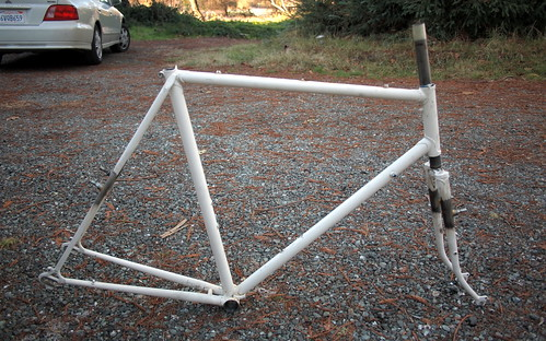 Sequoia frameset ready for repaint
