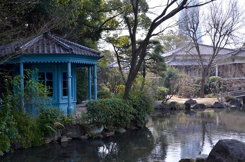 Shitenno-ji Gardens