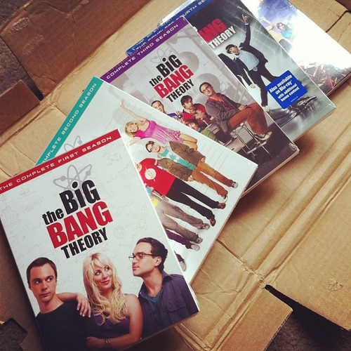 Big Bang Theory by Jeni Baker