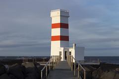 Old Garðskagi lighthouse