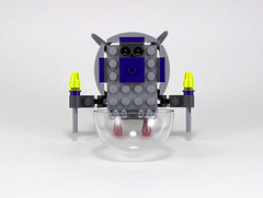 21 - 79100 Kraang Pod - Top View