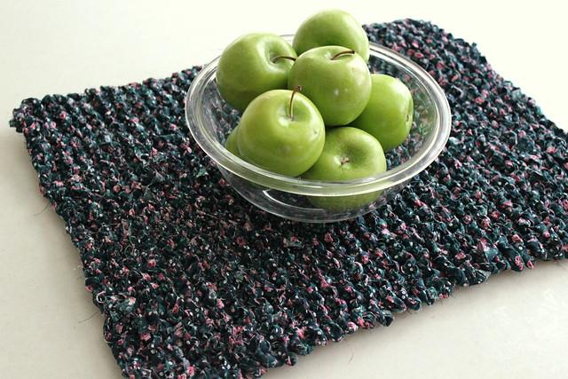Knitted Trivet