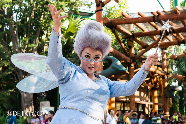 Hollywood Dreams Parade - Fairy Godmother