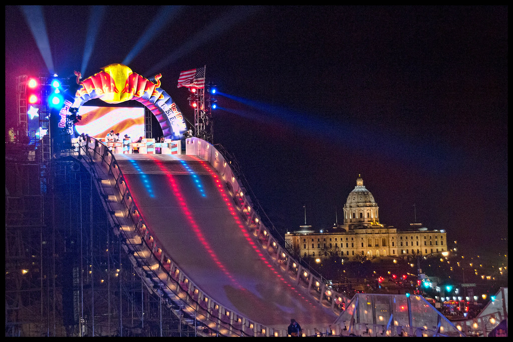Crashed Ice - Minnesota 2013