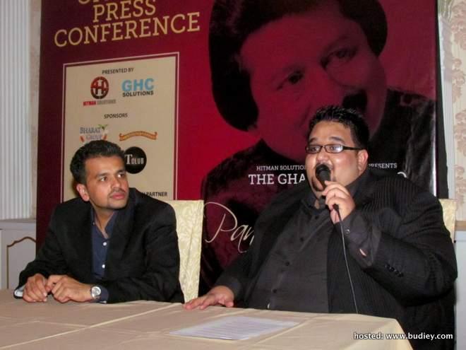 Rishi Rampal (MD GHC) & Rohit Rampal (CEO Hitman)