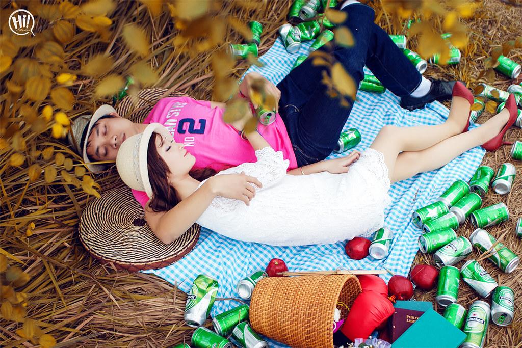 Pre-wedding Tú Huyền
