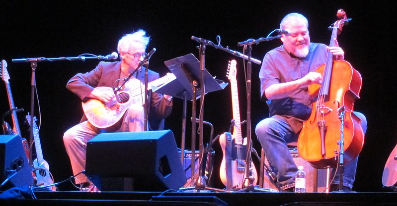 Marc Ribot and David Hidalgo