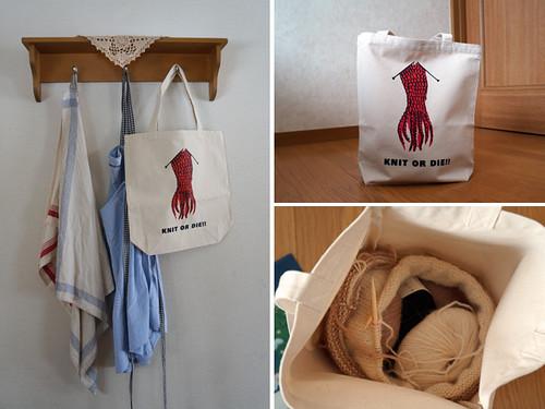Miquraffreshia Tote Bag