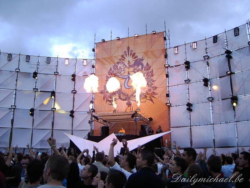 Tomorrowland 2005 (14-08-05)