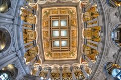 Library of Congress Rotunda ceiling