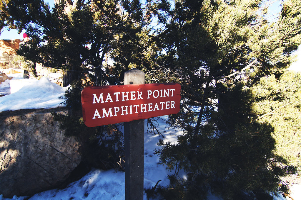 mather point sign