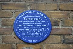 Photo of Blue plaque № 12087