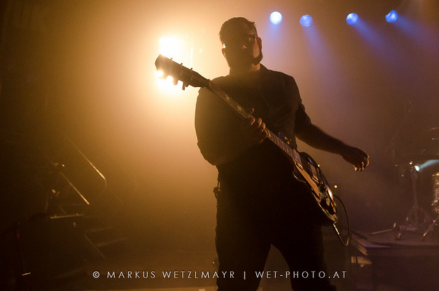"""English Indie rock artist PAUL BANKS and band performing live as main act @ WUK Wien, Vienna, Austria on February 3, 2013.  NO USE WITHOUT WRITTEN PERMISSION.  Check it out @ <a href=""""http://www.wet-photo.at/2013/02/paul-banks-wuk/"""" rel=""""noreferrer nofollow"""">WET-photo</a> and <a href=""""http://www.facebook.com/wetphoto"""" rel=""""noreferrer nofollow"""">facebook</a>"""