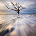 Steely Blue - Botany Bay Plantation, South Carolina [Explored] by jason_frye