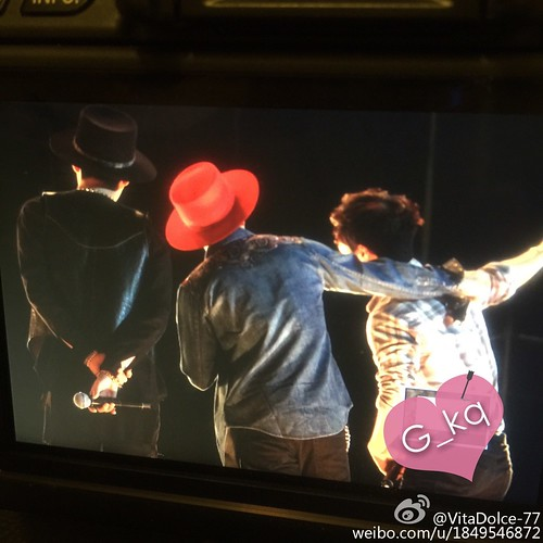 G-Dragon, Seung Ri & Tae Yang - V.I.P GATHERING in Harbin - VitaDolce-77 - 03