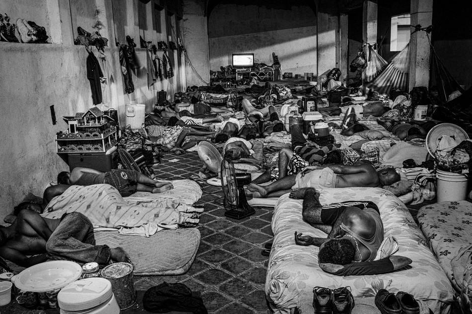 邊緣文化/委內瑞拉最危險監獄—牆內的混沌與罪惡2